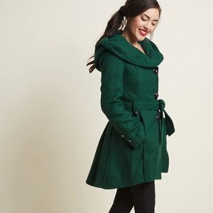 Once Upon A Thyme coat - Steve Madden
